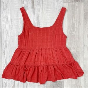 🛍4 for $25 🛍 American Eagle Tiered Ruffle Tank